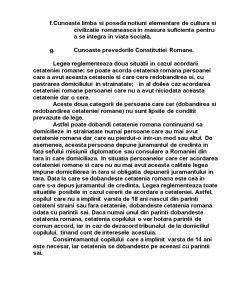 Dobandirea  si pierderea  cetateniei romane - Pagina 4