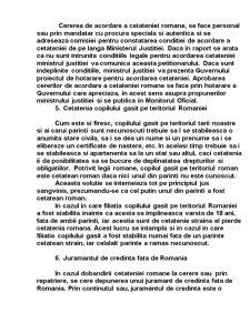 Dobandirea  si pierderea  cetateniei romane - Pagina 5