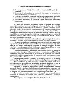 Tehnologia Construcțiilor - Pagina 1