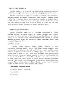 Sisteme de Agricultura - Agricultura Durabila - Pagina 5