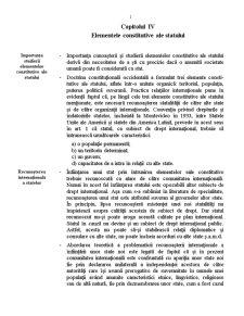 Elementele Constitutive ale Statului - Pagina 1