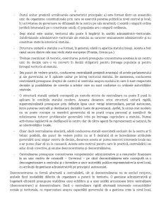 Forma Statului - Structura de Stat, Forma de Guvernamant - Pagina 2