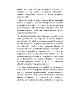 Adoptarea și Revizuirea Constituției - Pagina 2