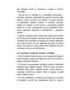 Adoptarea și Revizuirea Constituției - Pagina 3