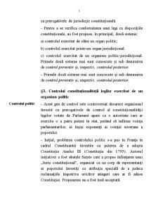 Controlul Constitutionalitatii Legilor - Pagina 3