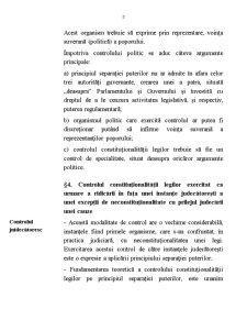 Controlul Constitutionalitatii Legilor - Pagina 5