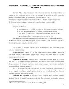 Particularitati privind Contabilitatea Activitatii de Service si Prezentarea Situatiilor Financiare la SC Dimos Impex SRL - Pagina 5