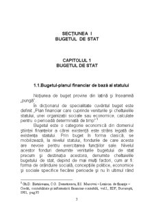Buget și Fiscalitate - Pagina 2
