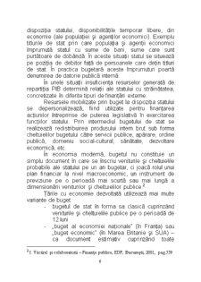 Buget și Fiscalitate - Pagina 5