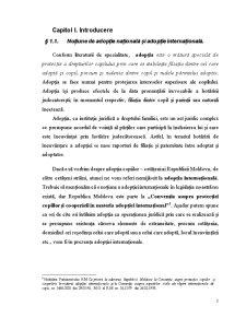 Adopția Copiilor Cetățeni ai Republicii Moldova de către Cetățeni Străini - Pagina 3
