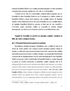 Adopția Copiilor Cetățeni ai Republicii Moldova de către Cetățeni Străini - Pagina 5