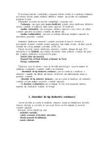 Analiza Clasificărilor Contabile Internaționale - Pagina 2