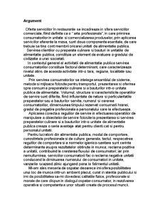 Tehnica Servirii Cinei - Pagina 2