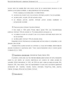 Studiu Comparativ privind Bursele de Valori din Diferite Tari Europene - Pagina 5