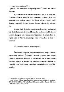 Dreptul Finanțelor Publice - Pagina 3