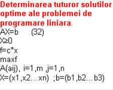 Probleme de Programare Liniara - Pagina 1