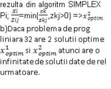 Probleme de Programare Liniara - Pagina 5