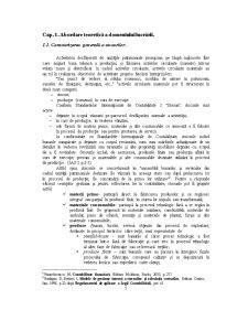 Sistemul Informational Contabil pentru Evidenta Stocurilor la SC Medica SA Bacau - Pagina 5