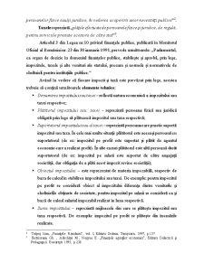 Locul și Rolul Impozitelor și Taxelor în Sistemul Pârghiilor economico-financiare - Pagina 2