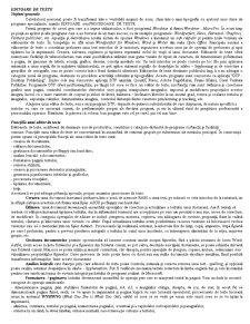 Editoare de Texte - Pagina 1