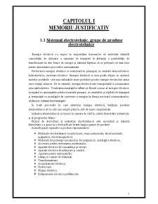 Instalatii de Protectie Interioara - Pagina 1