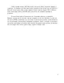 Referat Bibliografic Php și MySQL - Pagina 2