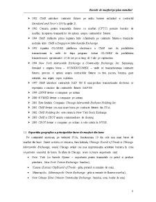 Bursele de Marfuri pe Plan Mondial - Pagina 5