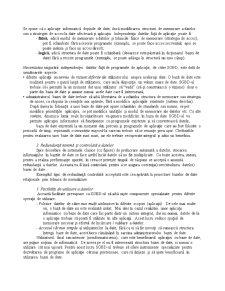 SGBD-ul și Bazele de Date ORACLE - Pagina 4