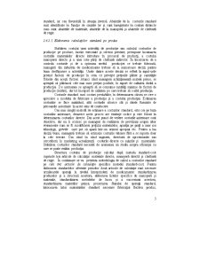 Metoda Standard Cost - Pagina 3