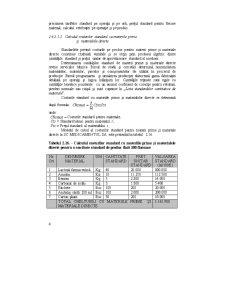 Metoda Standard Cost - Pagina 4
