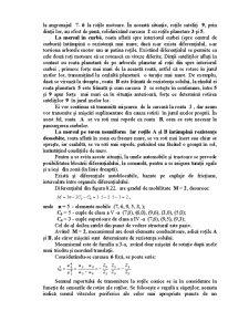 Dispozitiv de Compensare a Greutății Brațuilui unui Robot - Pagina 2