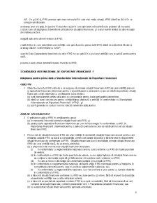 IFRS - Standarde de Raportare Contabila - Pagina 4