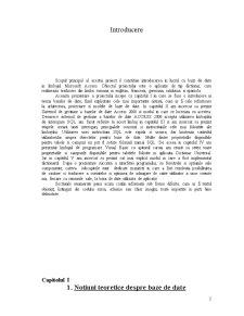 Proiect Microsoft Acces - Dictionar - Pagina 2