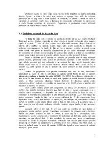 Proiect Microsoft Acces - Dictionar - Pagina 3