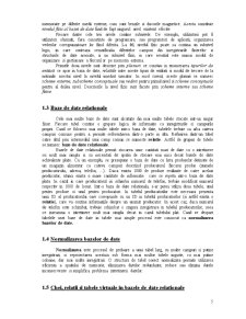 Proiect Microsoft Acces - Dictionar - Pagina 5