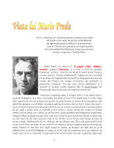 Morometii de Marin Preda - Pagina 3