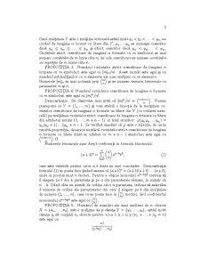 Combinatorica si Teoria Grafurilor. Partea intia: Elemente de Combinatorica - Pagina 2