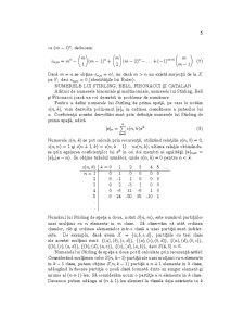 Combinatorica si Teoria Grafurilor. Partea intia: Elemente de Combinatorica - Pagina 5