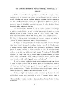 Analiza Echilibrului Financiar la SC Forest PID SRL Gura Raului - Sibiu - Pagina 5