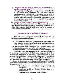 Tulburari de Comportament - Metode de Interventie - Pagina 4