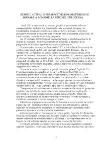 Politica Europeana Privind Protectia Mediului Inconjurator si Aderarea Romaniei la UE - Pagina 3