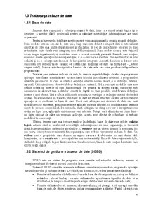 Gestiunea Bazelor de Date - Pagina 4