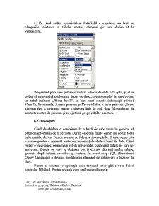 Totul despre Office si Visual Basic - Pagina 4