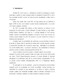 Modelul Balassa Samuelson - Pagina 3
