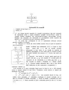 Automate de Comanda si Automate Operationale - Pagina 3