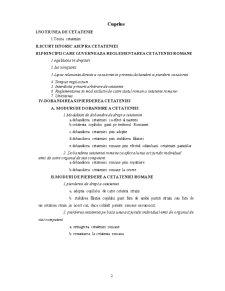 Cetatenia Romana - Pagina 2
