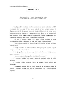 Inginerie Genetică - Pagina 1