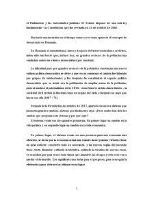 Democracia Participativa en Rumania - Pagina 2