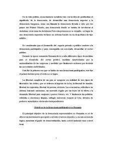 Democracia Participativa en Rumania - Pagina 3