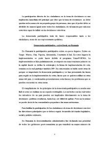 Democracia Participativa en Rumania - Pagina 4
